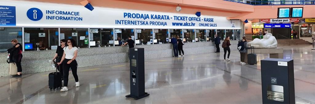 Autobusni Kolodvor Zagreb Najjeftinije Online Karte Za Autobus